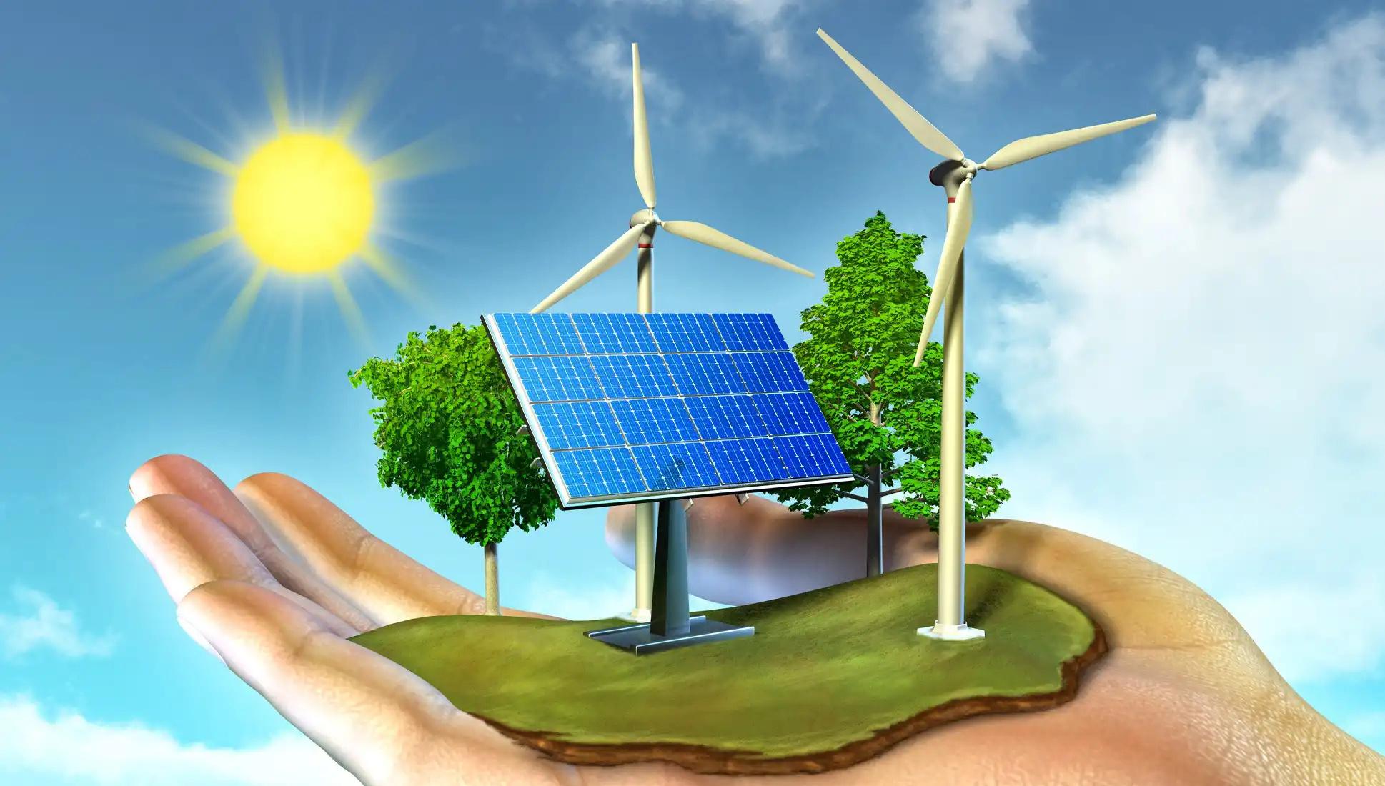 Las energías renovables ahora representan un tercio de la capacidad de  energía global – Bienvenido a Revista RD Energía